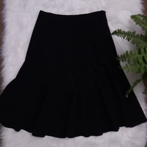 EAST 5Th Black Trumpet Skirt